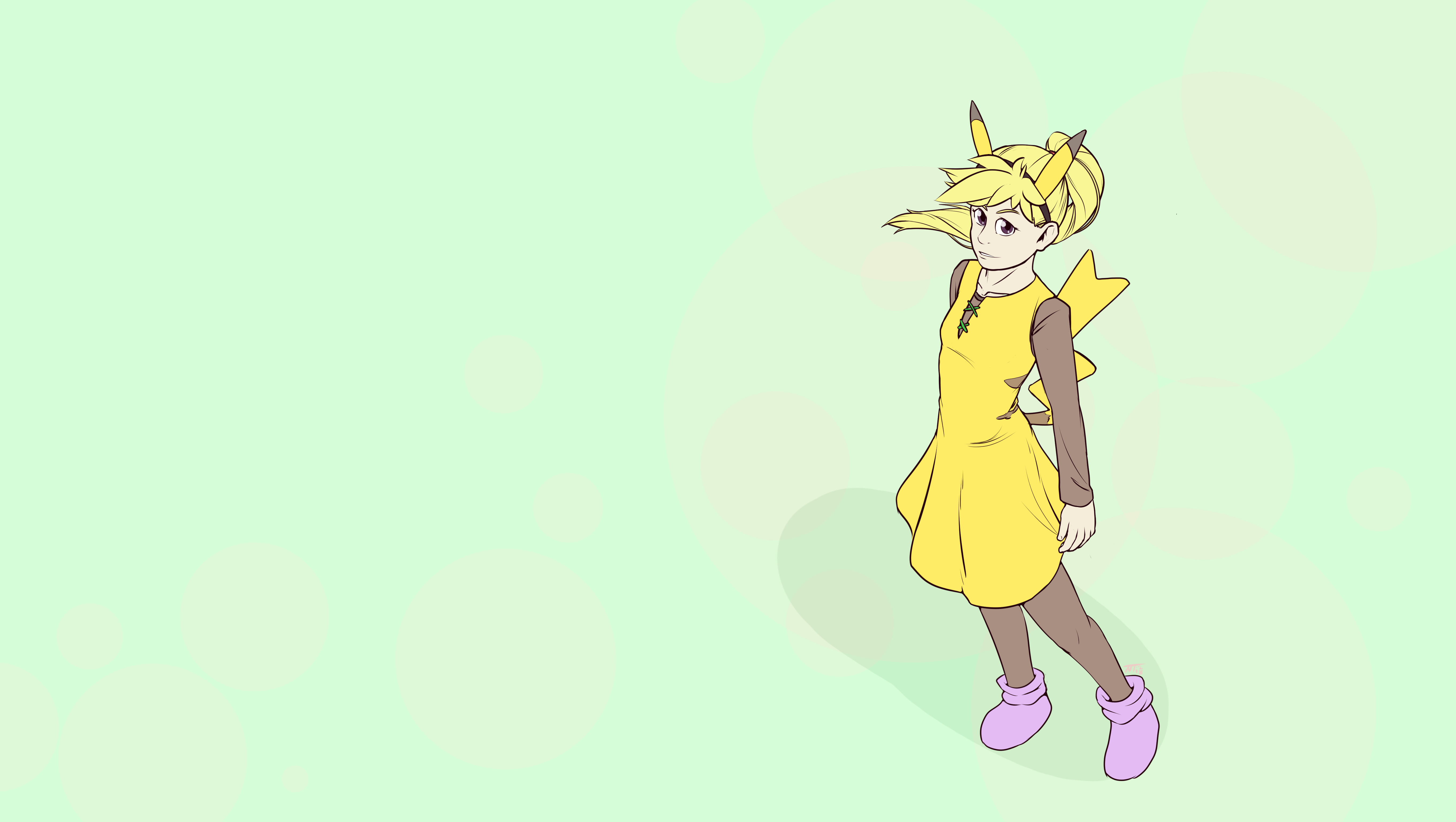 Commission - Yellow